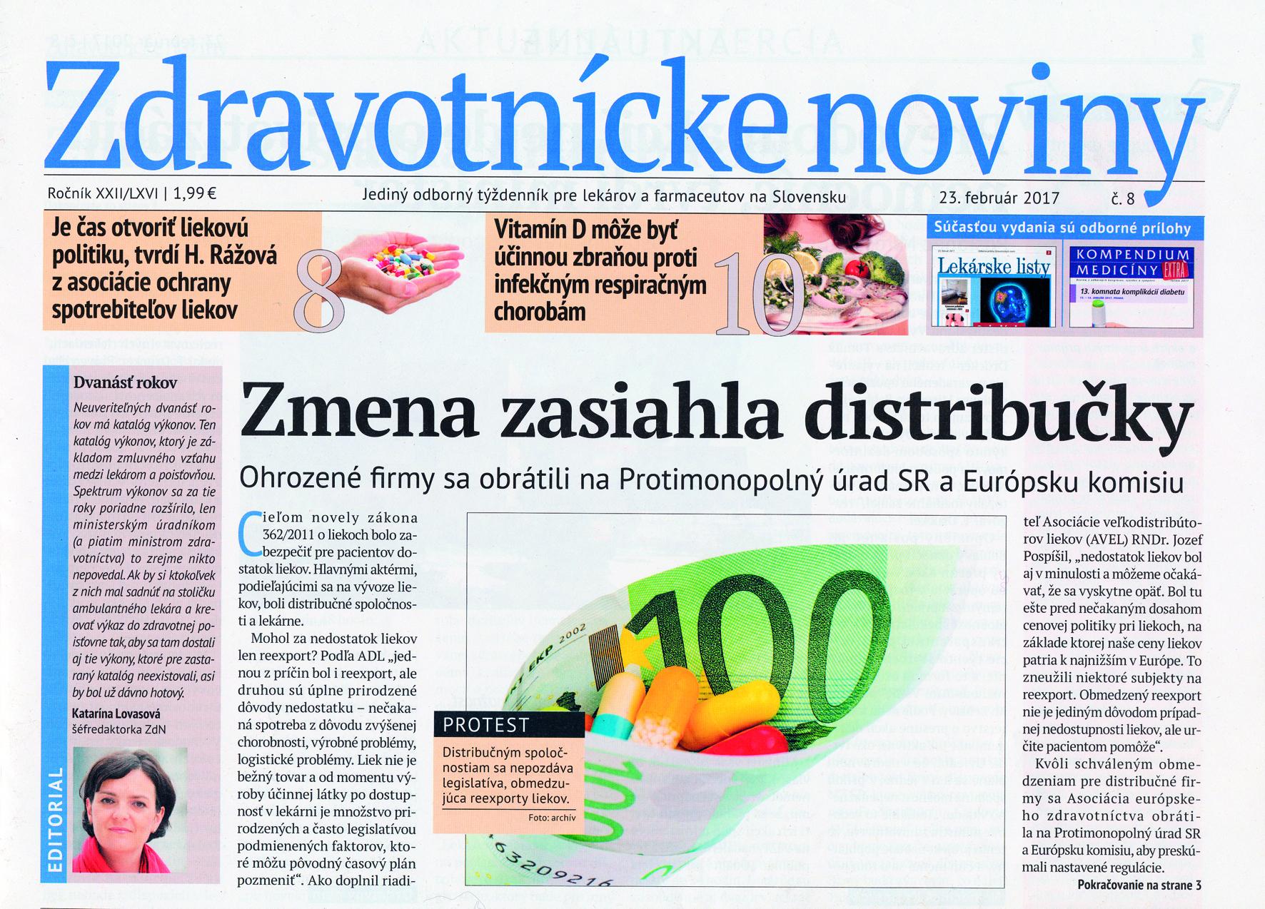 Zdravotnícke noviny