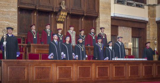 Farmaceutická fakulta UK si pripomenula 65. výročie založenia