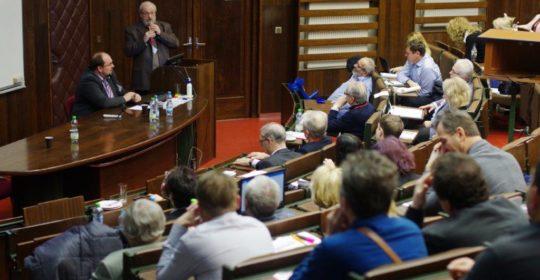 1.celonárodný snem lekárnikov v Brne
