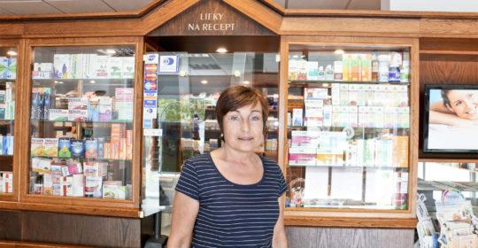 """PharmDr. Katarína Sýkorová, Lekáreň Pilula, Bratislava: """"Vykonávanie pohotovostnej služby bude pre nás výrazne stratové"""""""