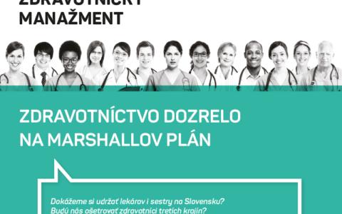 Zdravotnícky manažment 2018