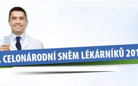 II. Celonárodný snem lekárnikov 2019 v Prahe