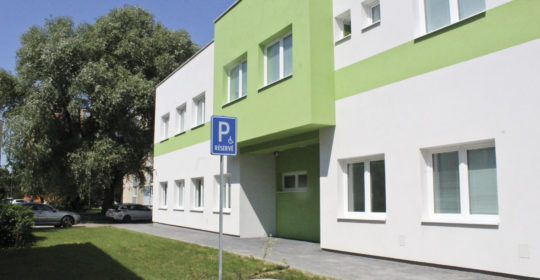 Nové zdravotné stredisko MED-CENTRUM v Piešťanoch s podporou UNIPHARMY