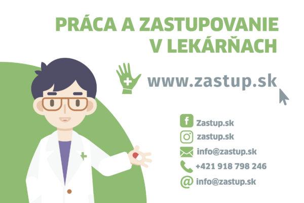 Lekárenská platforma, ktorá vám zabezpečí lekárnika na počkanie