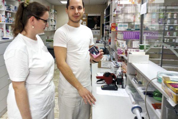 Univerzitná lekáreň so širokou ponukou veterinárnych liečiv
