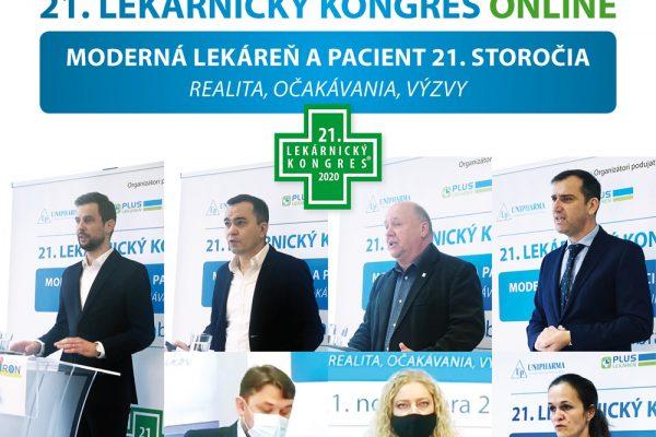 21. lekárnicky kongres