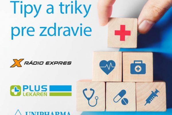 Lekárnici z Plus lekární na Rádiu Expres