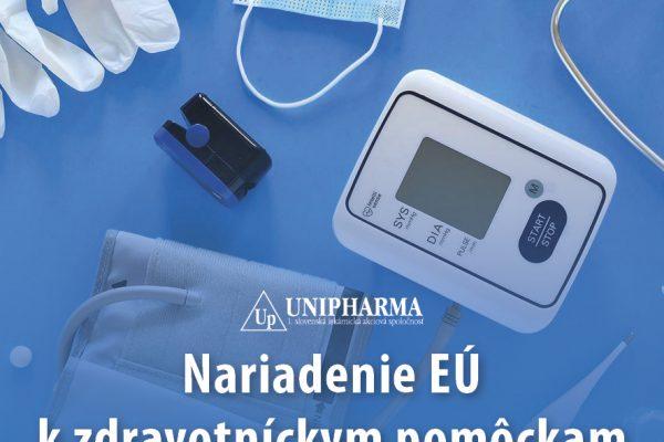 MDR – Medical Device Regulation – Nariadenie EÚ k zdravotníckym pomôckam 2017/745