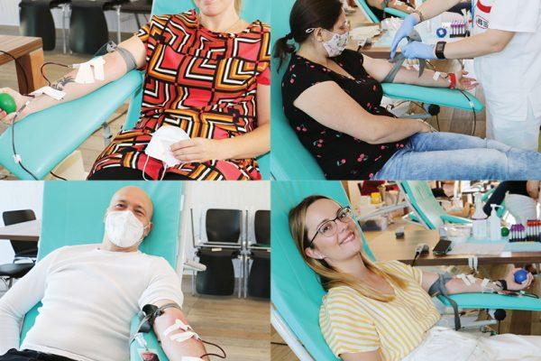 """Darovanie krvi je skutočným """"darom života"""""""